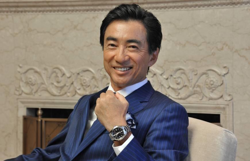 شينجي هاتوري المدير التنفيذي لشركة سيكو