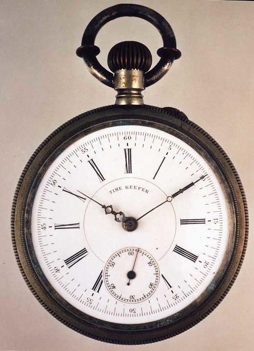 تايم كيبر Timekeeper