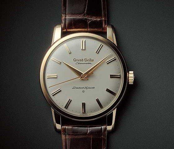 ساعة جراند سيكو 1960