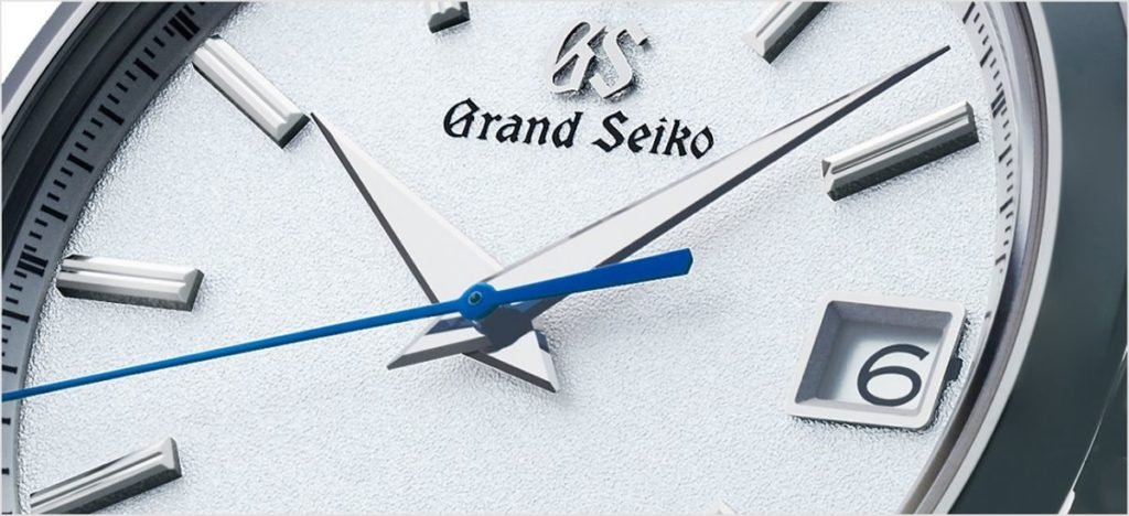 جراند سيكو الجديدة SBGR305 B