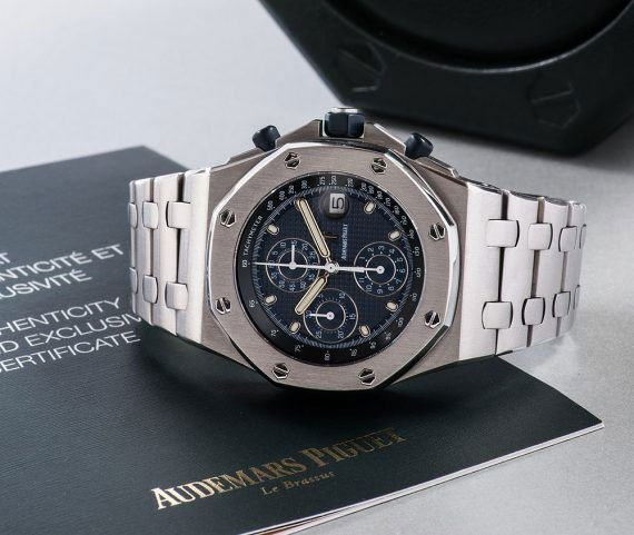 أول رويال أوك أوف شور Royal Oak Offshore 1993